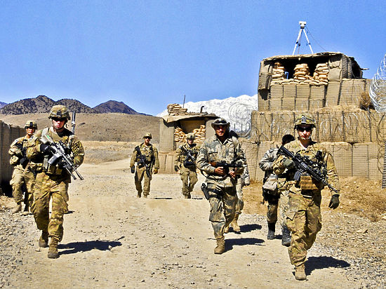 Миротворческие операции США и НАТО не приводят к миру...
