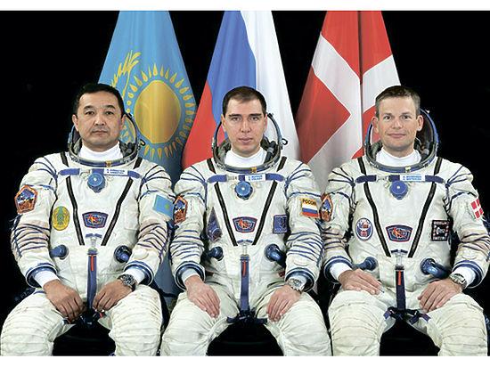 Сегодня 46-й экипаж МКС сдает предполетные экзамены