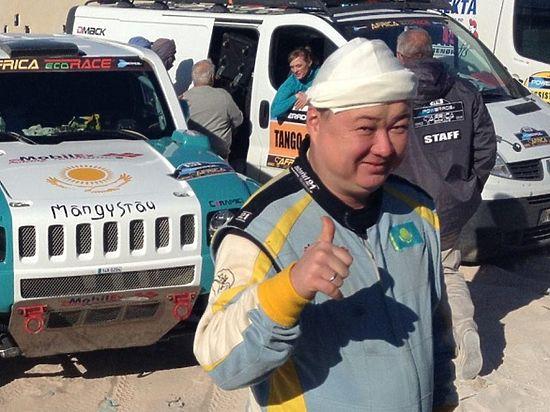 Канат Шагиров рассказал, как Африка покорилась казахстанским колесам