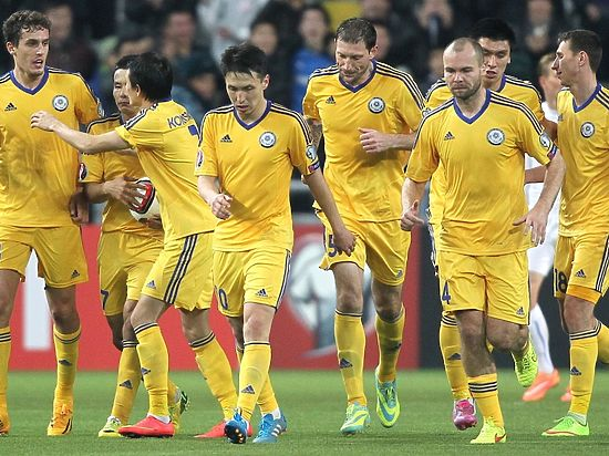 Цель сборной Казахстана по футболу - попасть на ЧМ-2018 в России