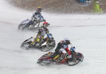 На высокогорном катке «Медеу» прошел III этап чемпионата мира по спидвею на льду