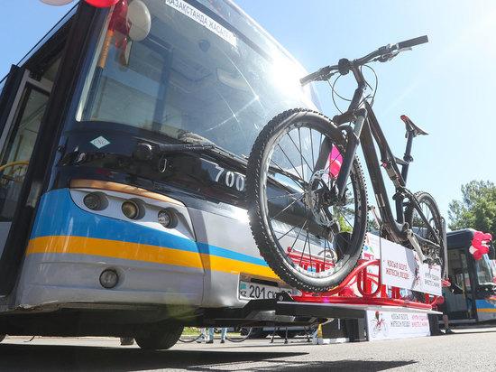 Как власти Алматы решают проблемы велосипедистов