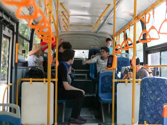 Автобус как