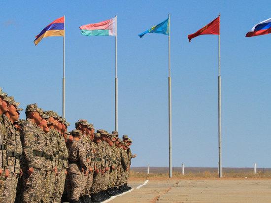 Активная фаза военных учений «Боевое Содружество-2017» прошла в Карагандинской области