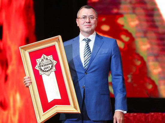 Главный редактор «МК в Казахстане» Сергей Апарин стал лауреатом казахстанской премии «Человек года 2017 - Выбор года 2017»