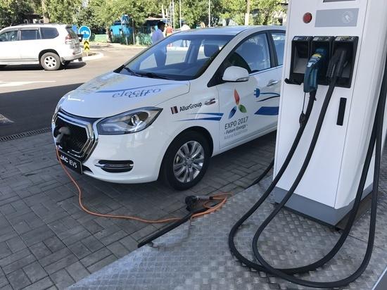 Электромобили в Казахстане: желаемое и действительное