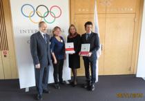 Алматы презентовал себя в качестве города - кандидата на проведение зимних Олимпийских игр 2022 года