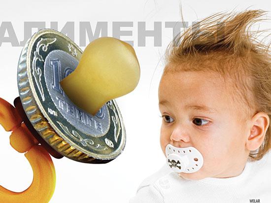 Алименты по казахстану